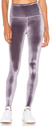 Beyond Yoga Velvet Motion High Waisted Midi Legging