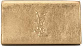 Saint Laurent Pre-Owned logo Party clutch