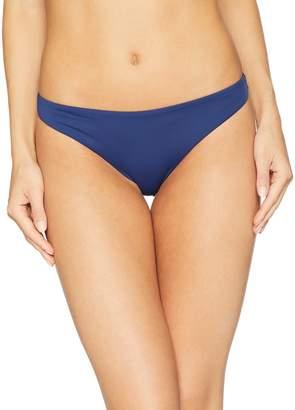 Roxy Junior's Softly Love Moderate Reversible Bikini Swimsuit Bottom