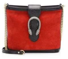 Gucci Dionysus Suede Medium Bucket Bag