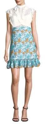 THREE FLOOR Hightide Ruffle Dress