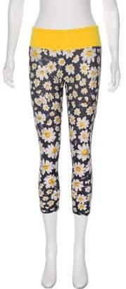 Prism Printed Low-Rise Pants