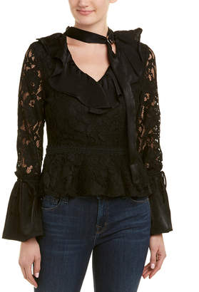 Moon River Lace Top