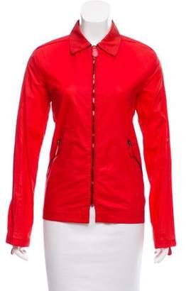 Bottega Veneta Lightweight Zip-Up Jacket w/ Tags