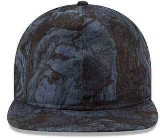 New Era Cap 9Twenty Tonal Camo Flat Brim Hat