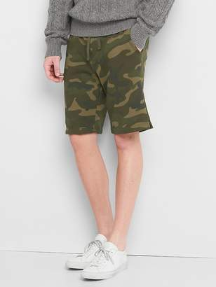 """9"""" Drawstring Shorts in French Terry"""