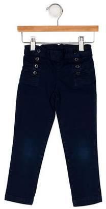 Ralph Lauren Girls' Skinny-Leg Pants