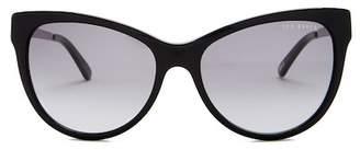 Ted Baker Full Rim 53mm Cat Eye Sunglasses