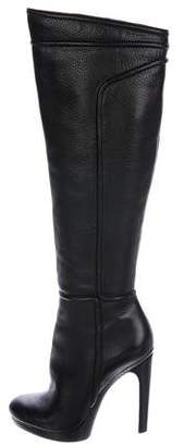 Rachel Zoe Leather Knee-High Boots