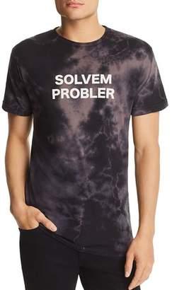 Altru Solvem Probler Tie-Dyed Graphic Tee