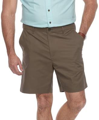 Croft & Barrow Big & Tall Croft & Barrow? Regular-Fit Easy-Care Stretch Flat-Front Shorts