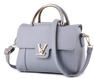 Generic Hot Fashion Handbag Lady Shoulder Bag Tote Purse PU Leather Women Messenger Hobo