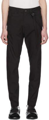 Julius Black Weather Cargo Pants