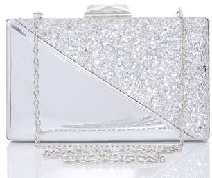 Next Womens Quiz Glitter Combo Box Bag