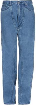 Y/Project Denim pants - Item 42734156WF