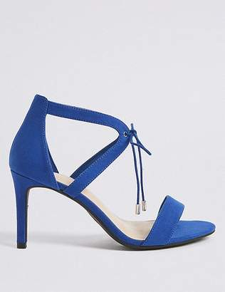 Marks and Spencer Extra Wide Fit Stiletto Heel Sandals