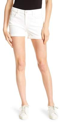 Joe's Jeans Rosa Rolled Denim Shorts