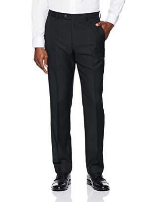 Buttoned Down Men's Classic Fit Super 110 Italian Wool Suit Dress Pant