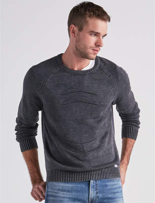 Lucky Brand Washed Out Navajo Pull Over