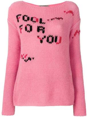 Ermanno Scervino Fool For You sweater