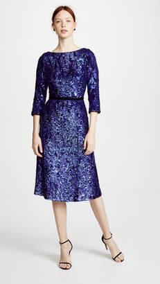 Marchesa Sequin Dress