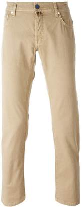 Jacob Cohen straight-leg trousers