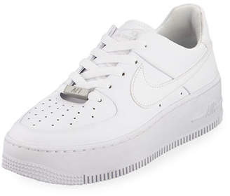 sports shoes ba286 5afb8 Nike Force 1 Sage Low-Top Sneakers
