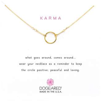 Dogeared Karma Necklace 16 inch Necklace