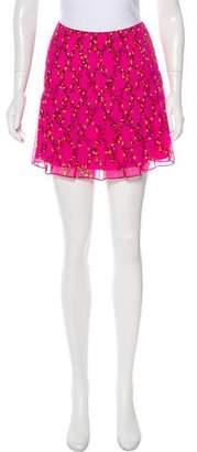 Diane von Furstenberg Tayte Mini Skirt