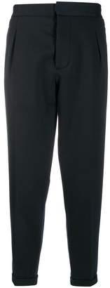 Corneliani elasticated suit trousers