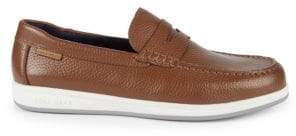 Cole Haan Ellsworth Leather Penny Loafers