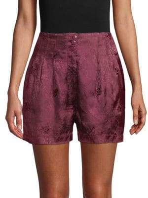 Free People Go Your Own Way Jacquard Shorts