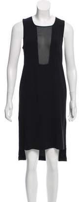 Diane von Furstenberg Meena Sheer Dress
