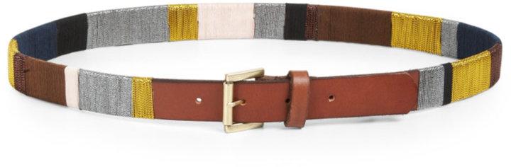 BCBGMAXAZRIA Wrapped Belt
