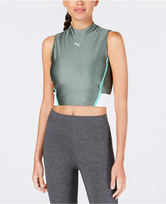 Puma Chase Cropped Top