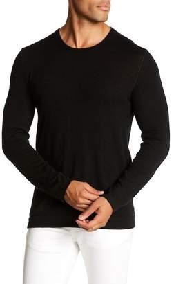 John Varvatos Collection Crew Neck Cashmere Sweater