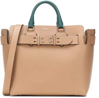 Burberry The Belt Medium leather tote