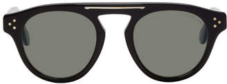 Cutler And Gross Black and Grey 1292-06 Sunglasses