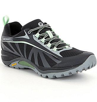 Merrell Siren Edge Waterproof Hiking Shoes $110 thestylecure.com