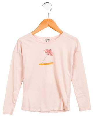 Caramel Baby & Child Girls' Namu Long Sleeve T-Shirt w/ Tags
