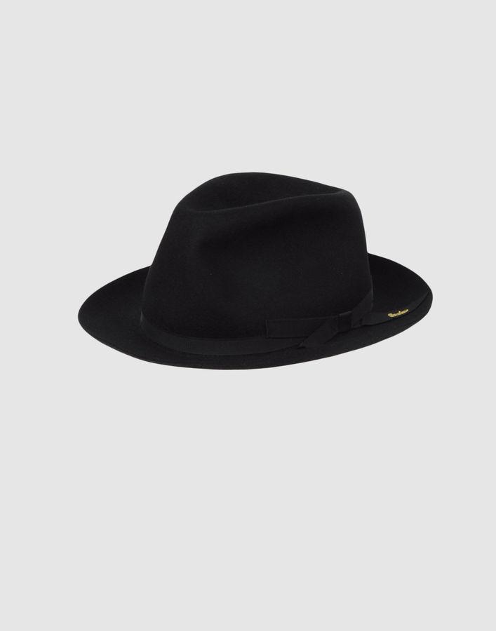 BORSALINO for YOHJI YAMAMOTO POUR HOMME Hat
