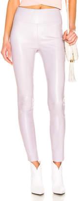 Sprwmn SPRWMN High Waist Ankle Legging in Lavender   FWRD