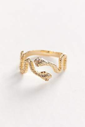Urban Outfitters Dual Snake Ring