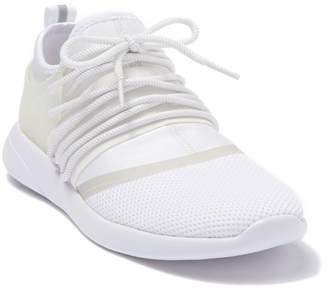 LDS Fabletics Active White Lace-Up Sneaker