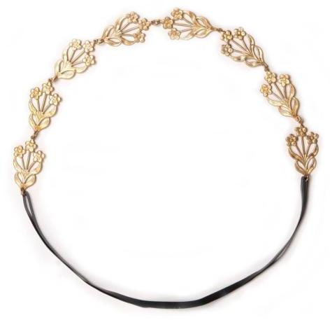 Eddera Three Flower Headband (50503) from Boticca
