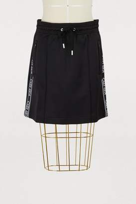 Kenzo Cotton short skirt