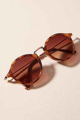 Anthropologie Kyleen Tortoise Sunglasses
