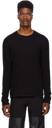 Rag & Bone Black Tripp Sweater