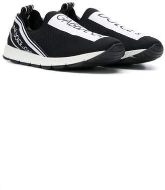 Dolce & Gabbana TEEN slip-on sneakers
