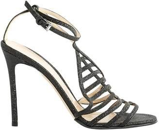 Gianvito Rossi Leather Sandals